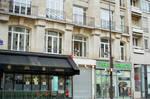 Rue Beaubourg: Laveur de vitres