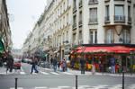 Paris Beaubourg: Street III