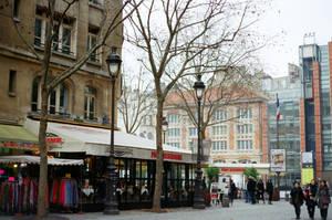 Paris Beaubourg: Cafe Aside
