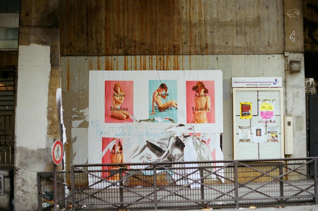 Paris Pompidou: Studios d'ACNE by neuroplasticcreative