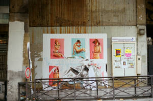 Paris Pompidou: Studios d'ACNE
