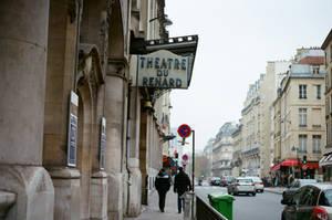 Paris Theatre du Renard