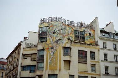 Paris: Nous atteindrons by neuroplasticcreative