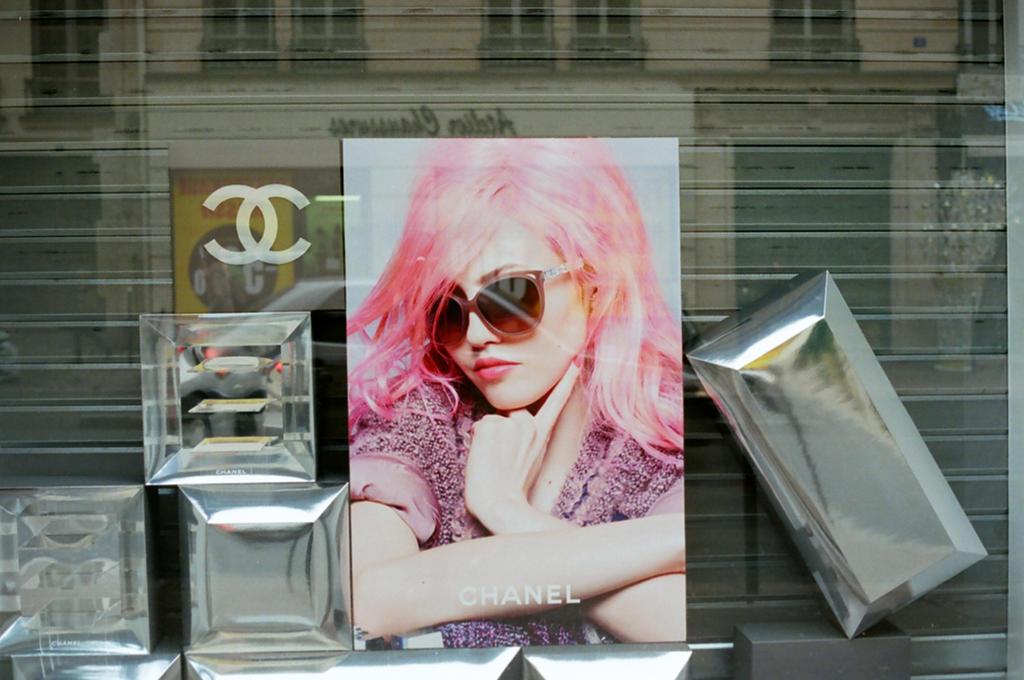 Paris: Chanel J'adore by neuroplasticcreative