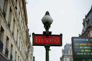 Paris Metro by neuroplasticcreative