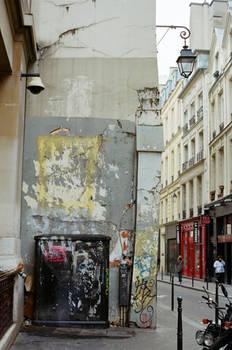Paris Le Marais: Ruin