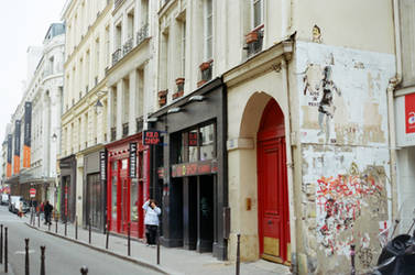 Paris Le Marais: Vintage Kilo by neuroplasticcreative