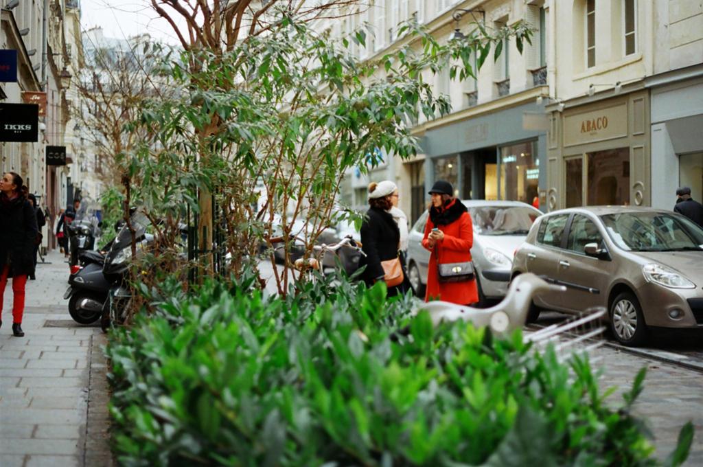 Paris Le Marais: Clip Clop, Chit Chat by neuroplasticcreative
