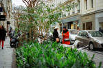 Paris Le Marais: Clip Clop, Chit Chat