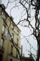Paris: Glass Wonder by neuroplasticcreative