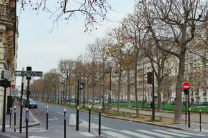 Paris: Avenue de Saxe by neuroplasticcreative