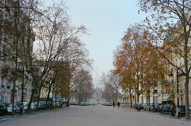 La Tour Eiffel: Mist, II