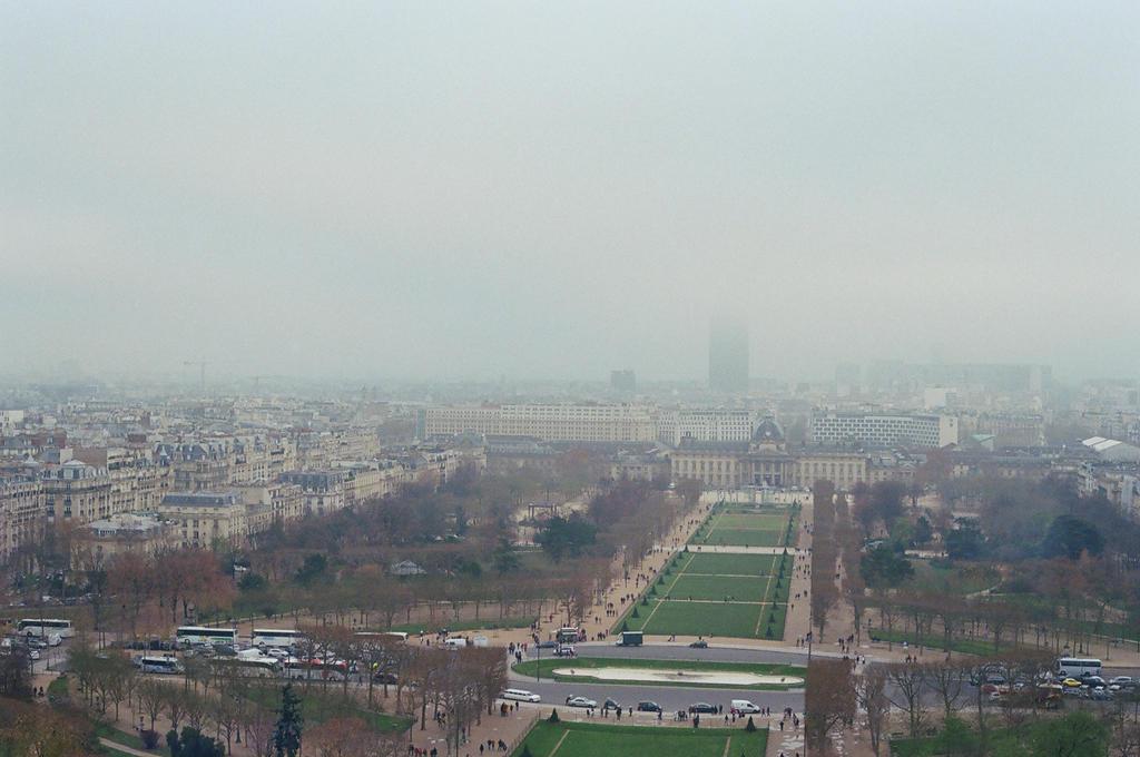Champs de Mars, I by neuroplasticcreative