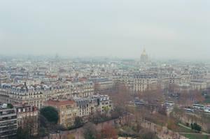 La Tour Eiffel: Paris, I by neuroplasticcreative