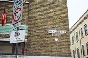 Brick Lane: E.I. by neuroplasticcreative