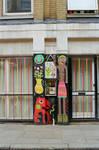 Brick Lane: Graffiti, I