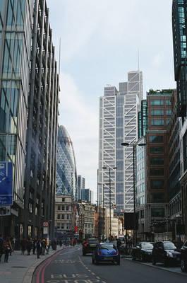 London: Gherkin, II