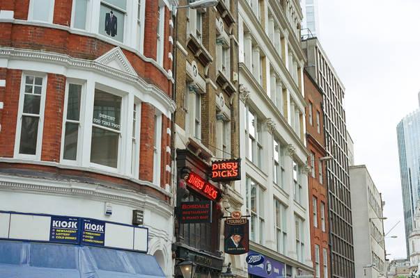 London: Dirty Dick's
