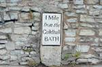 Bath: 1 Mile from the Guildhall