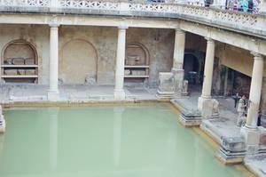 Thermae: The Great Bath, II by neuroplasticcreative