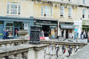 Bath: Parade by neuroplasticcreative