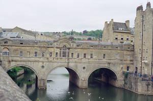 Bath: Pulteney Bridge