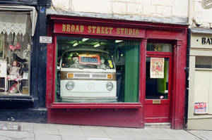 Bath: Broad Street Tattoo Studio, I