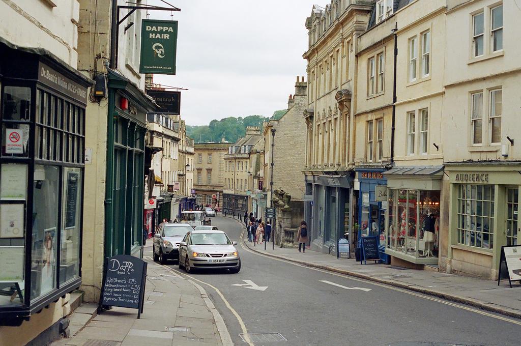Bath: The Street by neuroplasticcreative