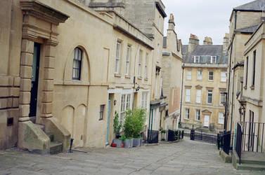 Bath: Tumble-down