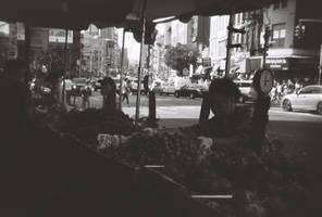 Manhattan/Chinatown, IV by neuroplasticcreative