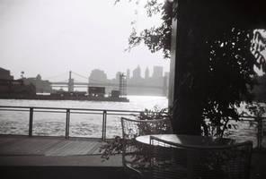 Brooklyn: East River, I by neuroplasticcreative