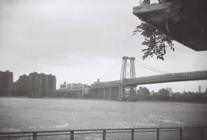 Brooklyn: East River, II by neuroplasticcreative