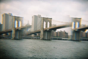 Brooklyn in Color: Triple Vision, I by neuroplasticcreative
