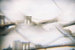 Brooklyn in Color: Triple Vision, II by neuroplasticcreative