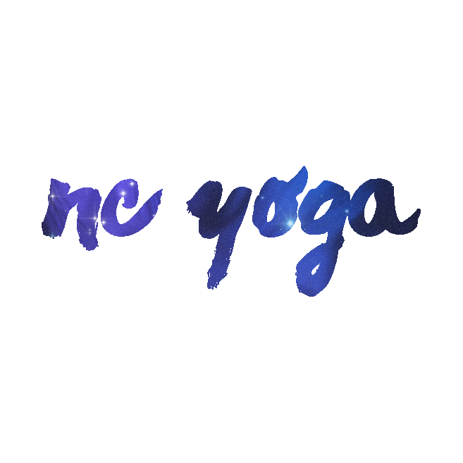 NC Yoga logo by neuroplasticcreative