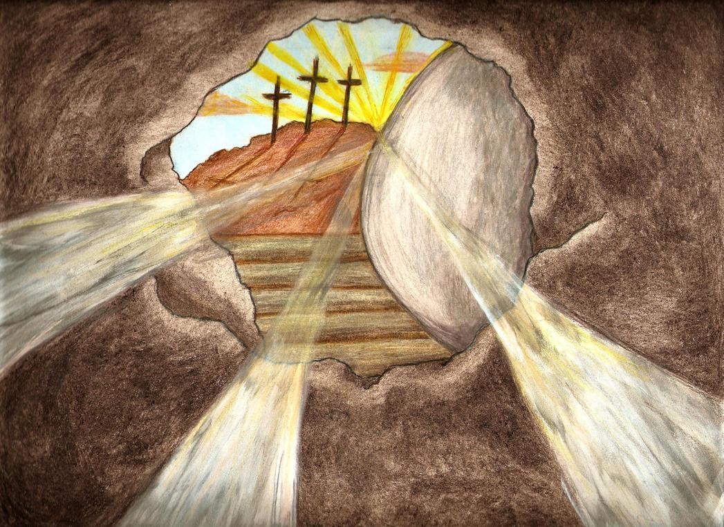 He Is Risen by MrsTalwaysinging
