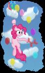 Pinkie pie by stashine-nightfire