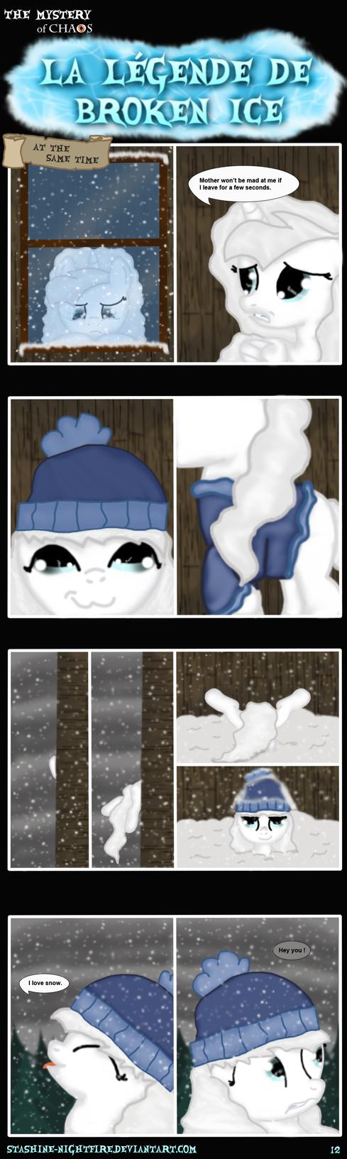 MLP: La legende de Broken Ice page 12 ENG by stashine-nightfire