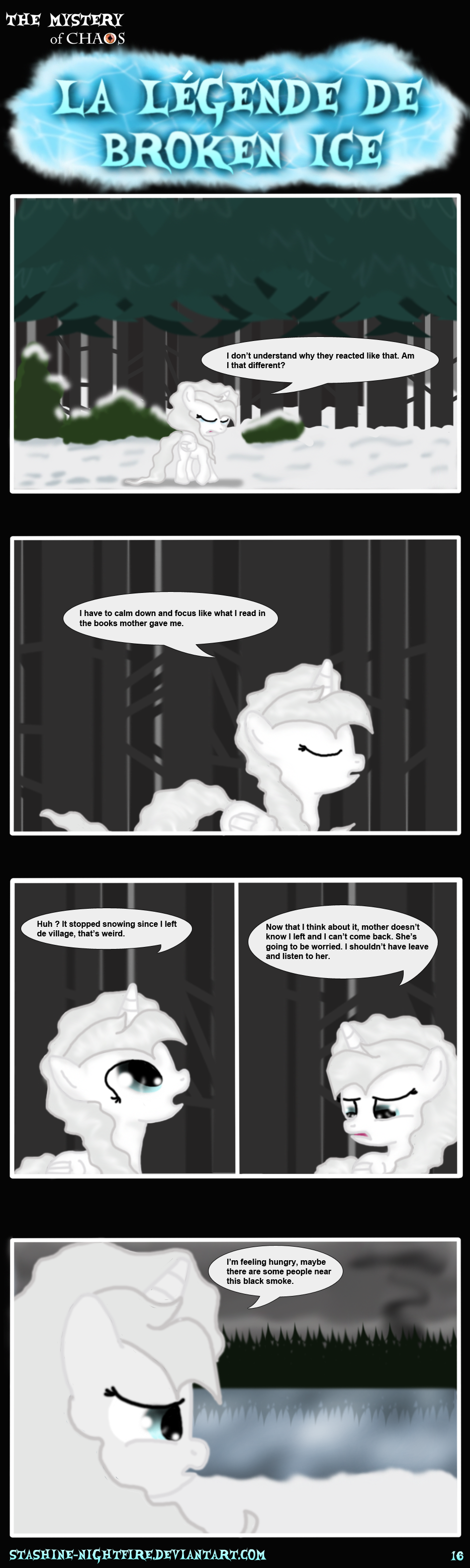 MLP: La legende de Broken Ice page 16 ENG by stashine-nightfire