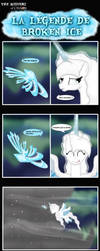 MLP: La legend Broken Ice page 40 by stashine-nightfire