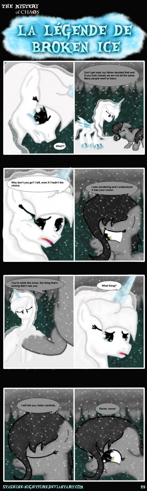 MLP: La legende de Broken Ice page 25 ENG by stashine-nightfire