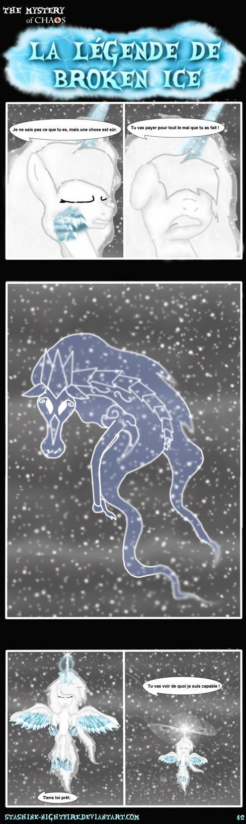 MLP: La legend Broken Ice page 42