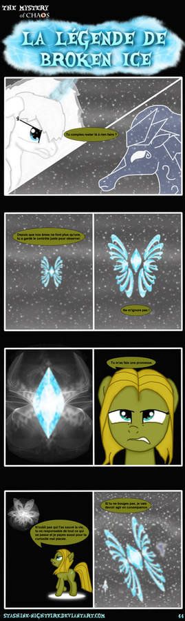 Legend Broken Ice page 44