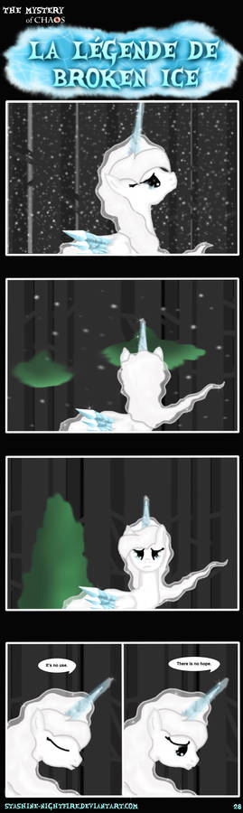 Legend Broken Ice page 28 eng