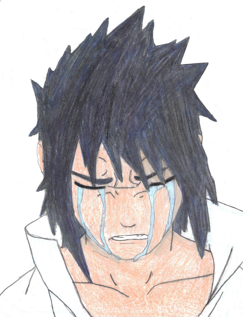 Sasuke's Tears by fifthknown