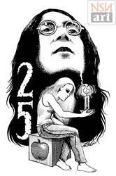John Lennon Tribute by NSN-Design