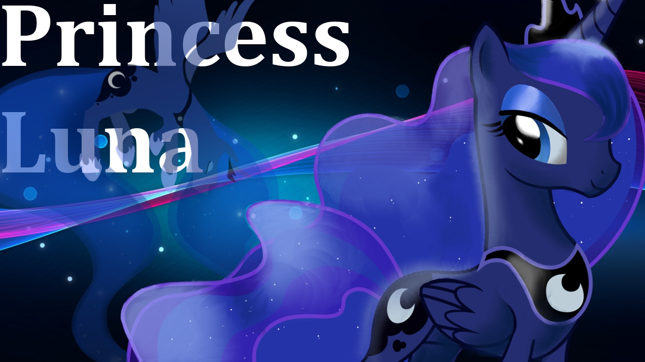 Princess Luna Wallpaper By OfficialDeepWonder On DeviantArt