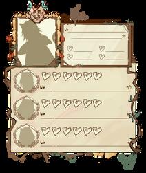 [LoS - Relationship tracker]