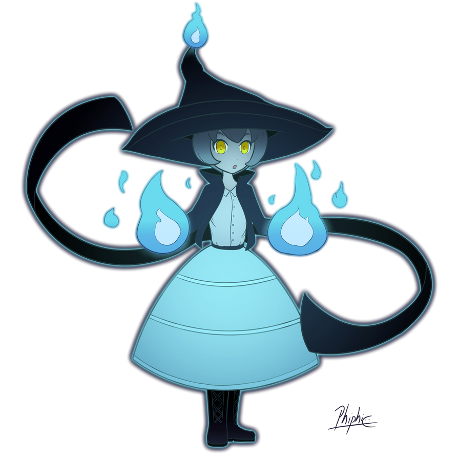 Lampent Images   Pokemon Images
