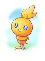 [DailyFanart] 27/06/17: Poussifeu by PhiphiAuThon